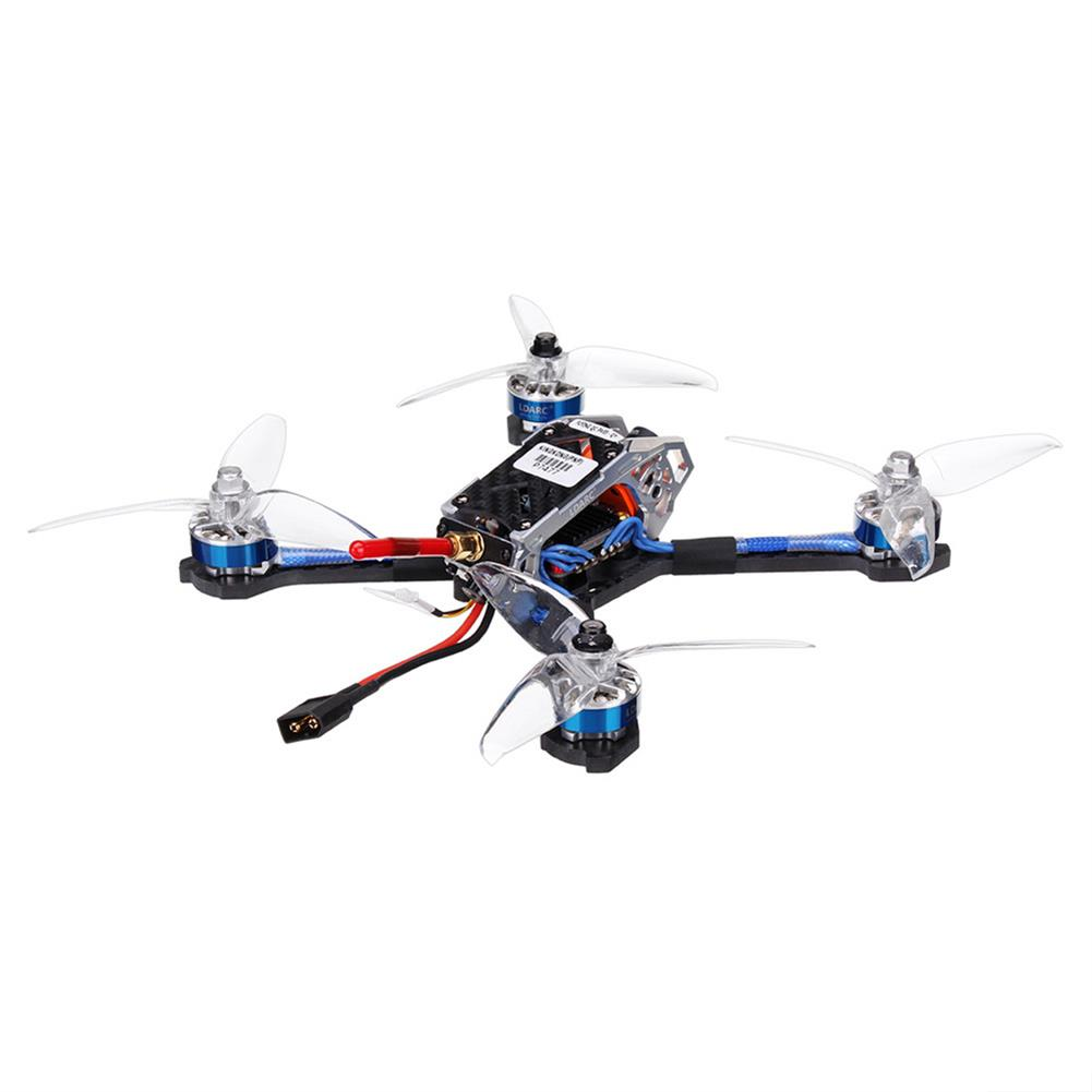 fpv-racing-drones LDARC Kingkong KK 5GT 213mm F4 OSD FPV Racing Drone w/ BL_S 48CH 25/200/600mW VTX Runcam Swift Mini RC1327581 4