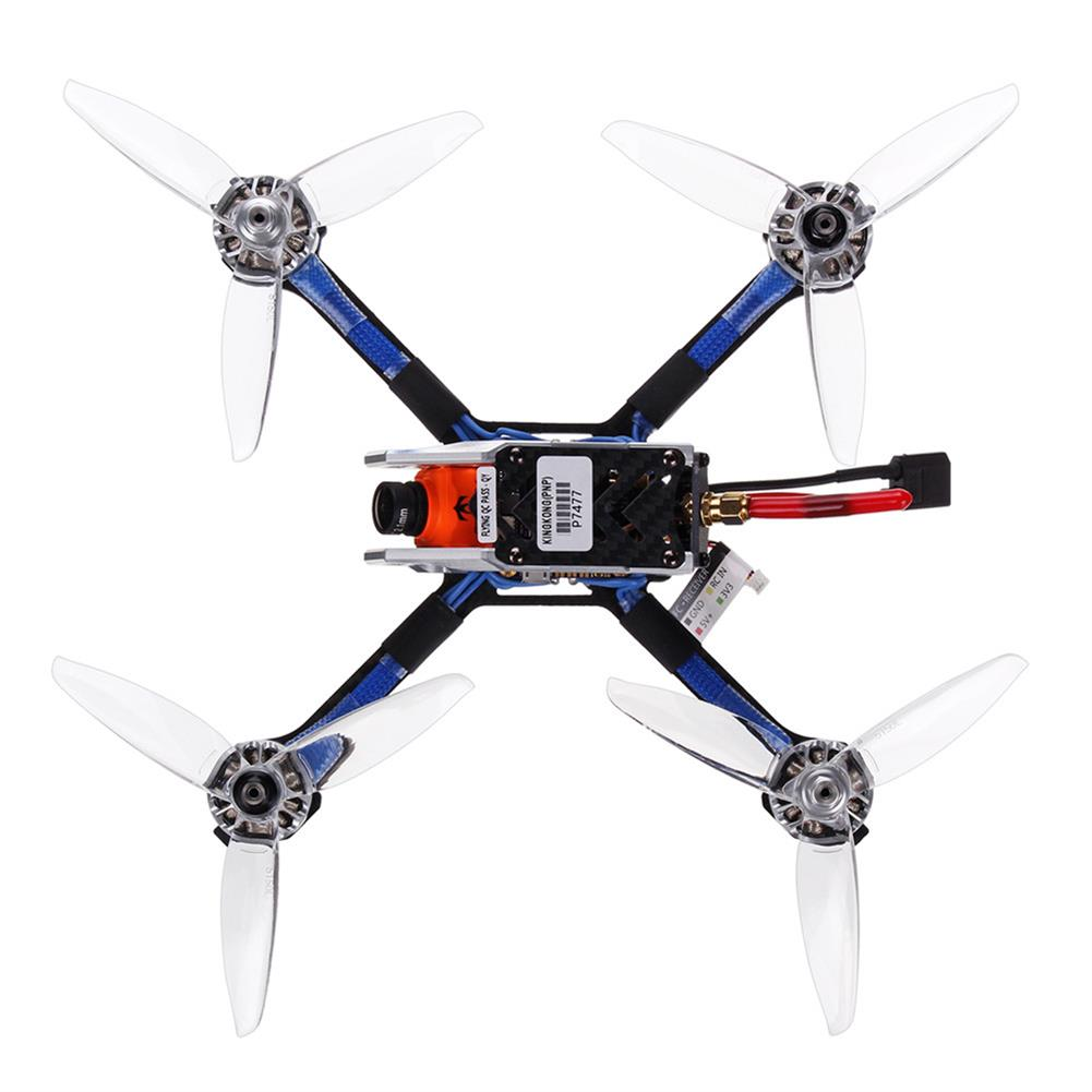 fpv-racing-drones LDARC Kingkong KK 5GT 213mm F4 OSD FPV Racing Drone w/ BL_S 48CH 25/200/600mW VTX Runcam Swift Mini RC1327581 6
