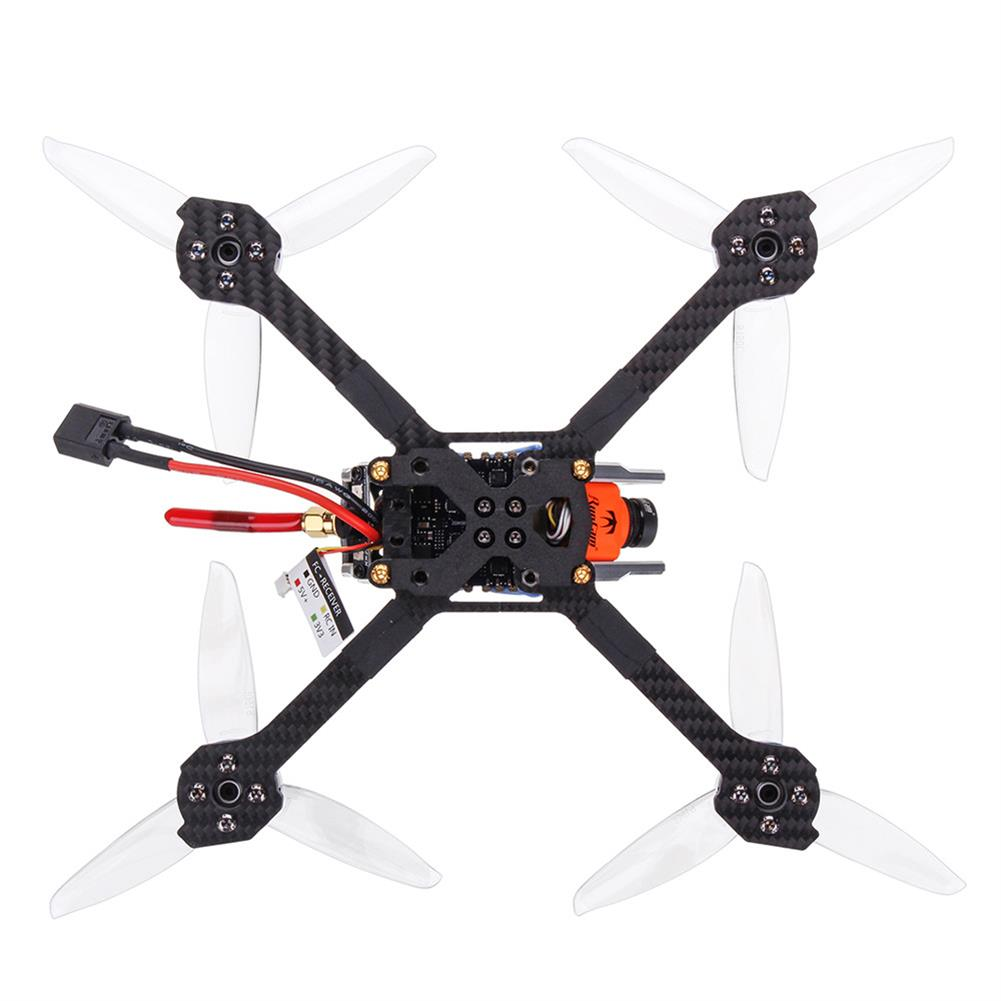 fpv-racing-drones LDARC Kingkong KK 5GT 213mm F4 OSD FPV Racing Drone w/ BL_S 48CH 25/200/600mW VTX Runcam Swift Mini RC1327581 7