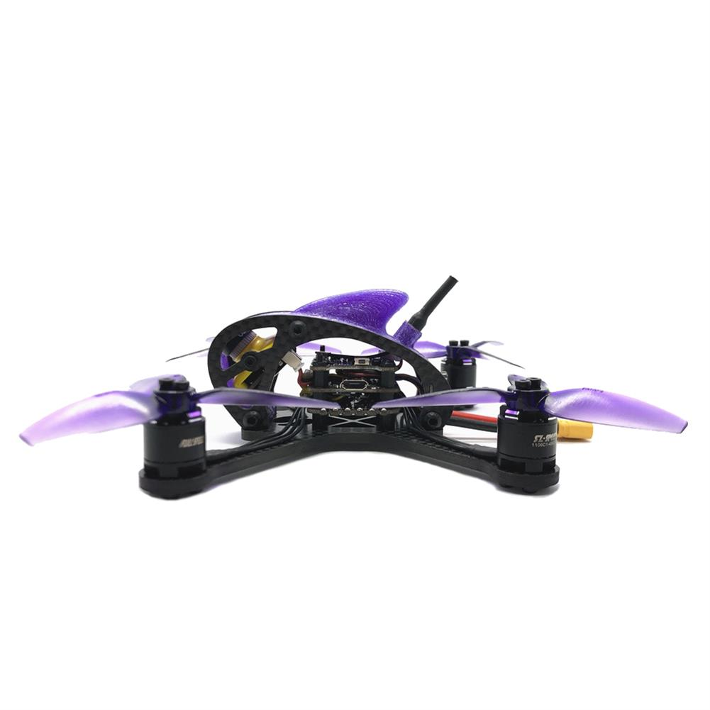 fpv-racing-drones FullSpeed Leader 3SE 130mm FPV Racing Drone PNP F411 28ABLHELI_S 25/100/200/400/600mW VTX RC1332592 1