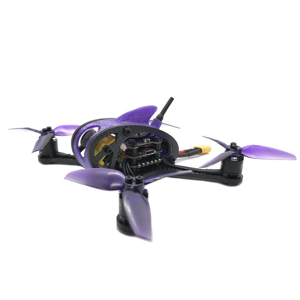 fpv-racing-drones FullSpeed Leader 3SE 130mm FPV Racing Drone PNP F411 28ABLHELI_S 25/100/200/400/600mW VTX RC1332592 3