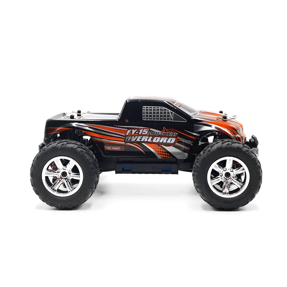 rc-cars Feiyue FY15 1/20 2.4G 4WD 25km/h Rc Car Monster Off-road Cross-country Truck RTR Toy RC1332883 5