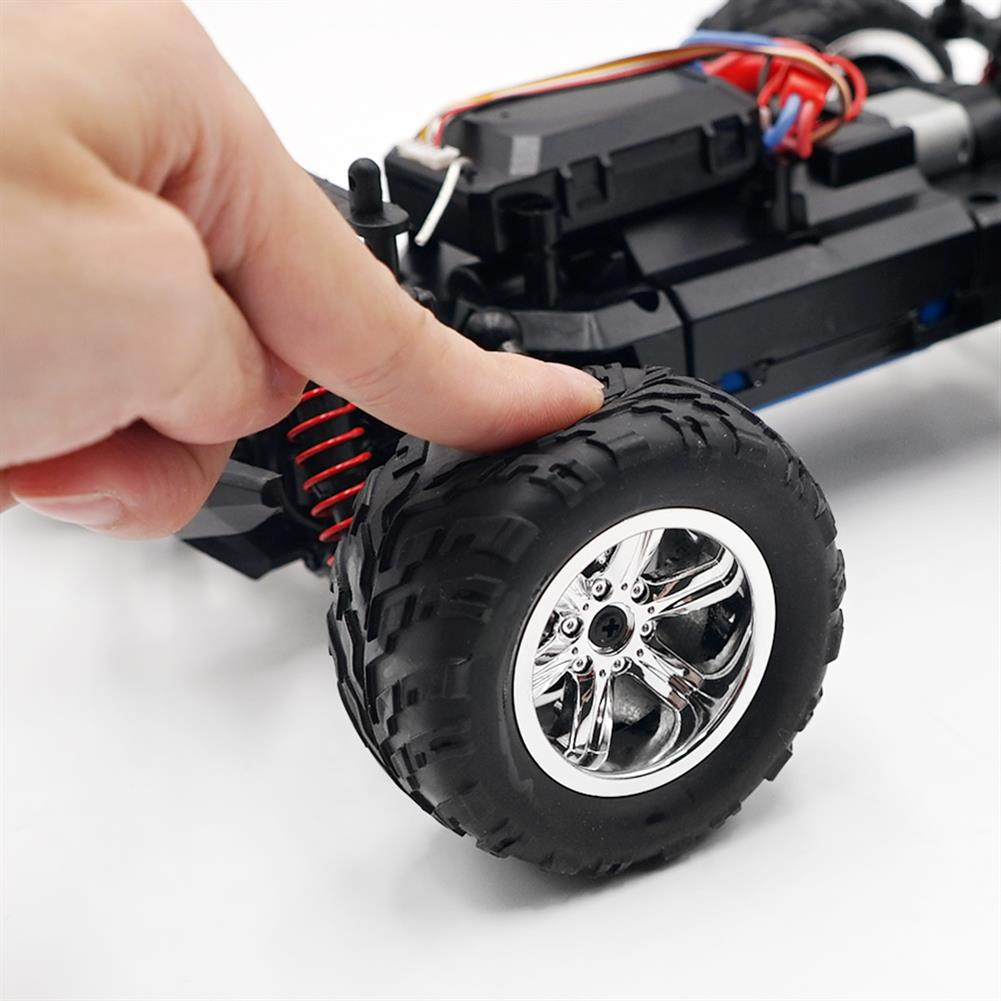 rc-cars Feiyue FY15 1/20 2.4G 4WD 25km/h Rc Car Monster Off-road Cross-country Truck RTR Toy RC1332883 6