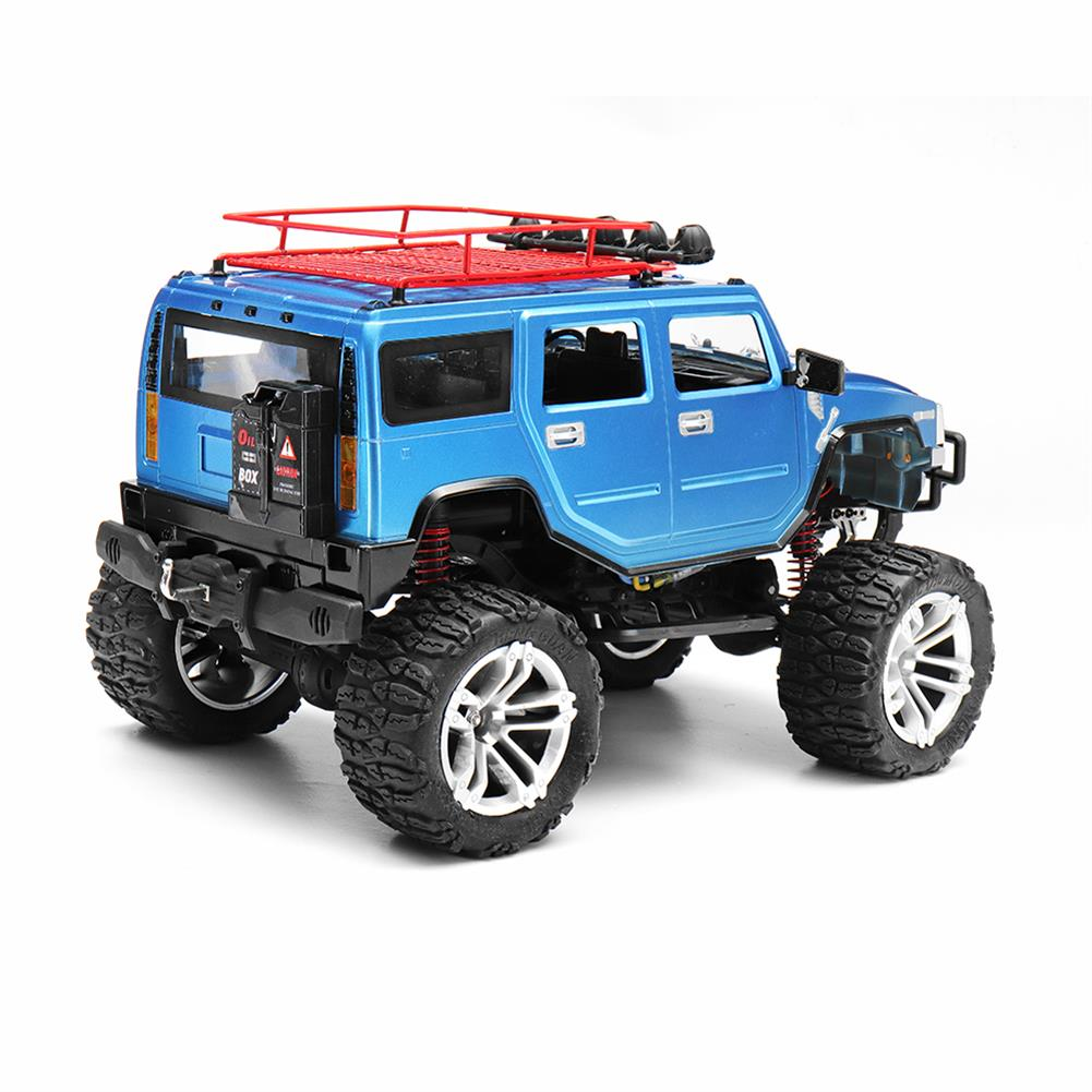 rc-cars HG P403 1/10 2.4G 4WD 49cm Rc Car 540 Brushed 20m/h Rock Crawler Off-road Truck RTR Toy RC1332929 1