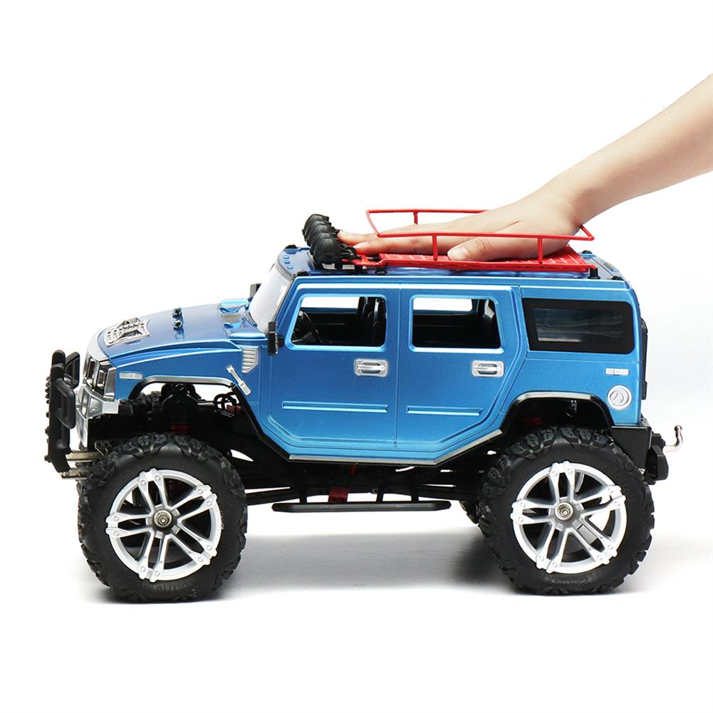 rc-cars HG P403 1/10 2.4G 4WD 49cm Rc Car 540 Brushed 20m/h Rock Crawler Off-road Truck RTR Toy RC1332929 2