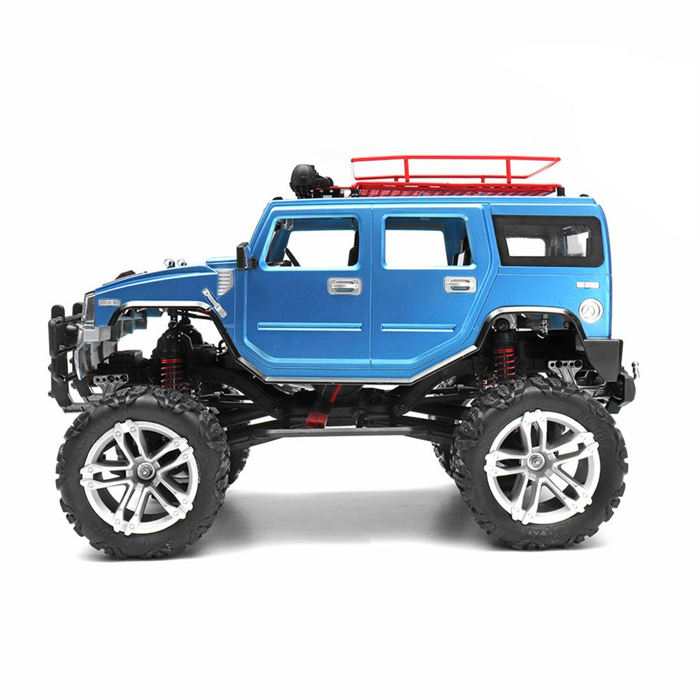 rc-cars HG P403 1/10 2.4G 4WD 49cm Rc Car 540 Brushed 20m/h Rock Crawler Off-road Truck RTR Toy RC1332929 3