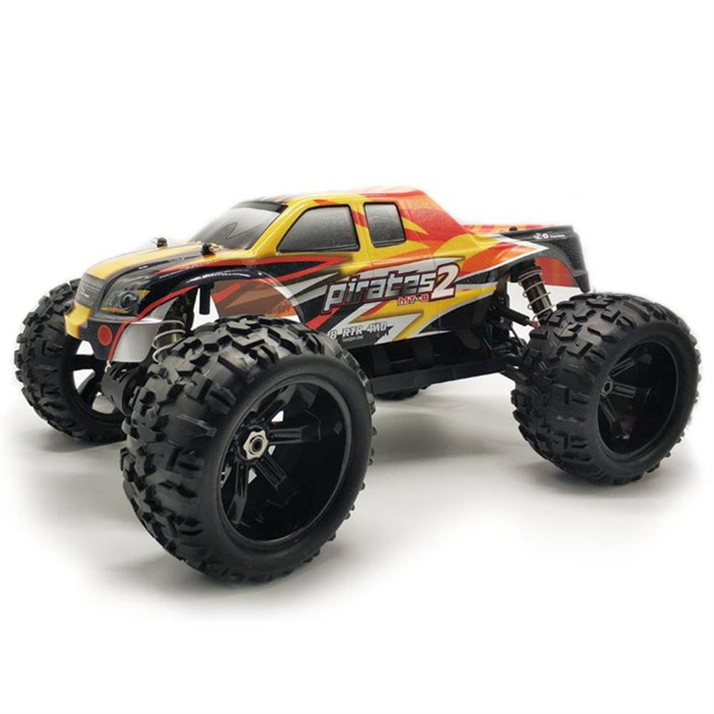 rc-cars ZD Racing 9116 1/8 2.4G 4WD 80A 3670 Brushless Rc Car Monster Off-road Truck RTR Toy RC1333357
