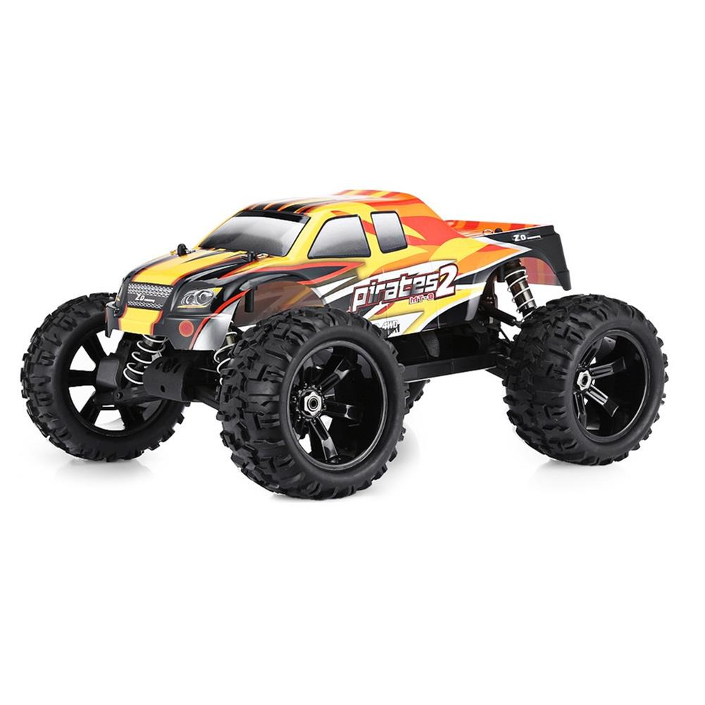 rc-cars ZD Racing 9116 1/8 2.4G 4WD 80A 3670 Brushless Rc Car Monster Off-road Truck RTR Toy RC1333357 1