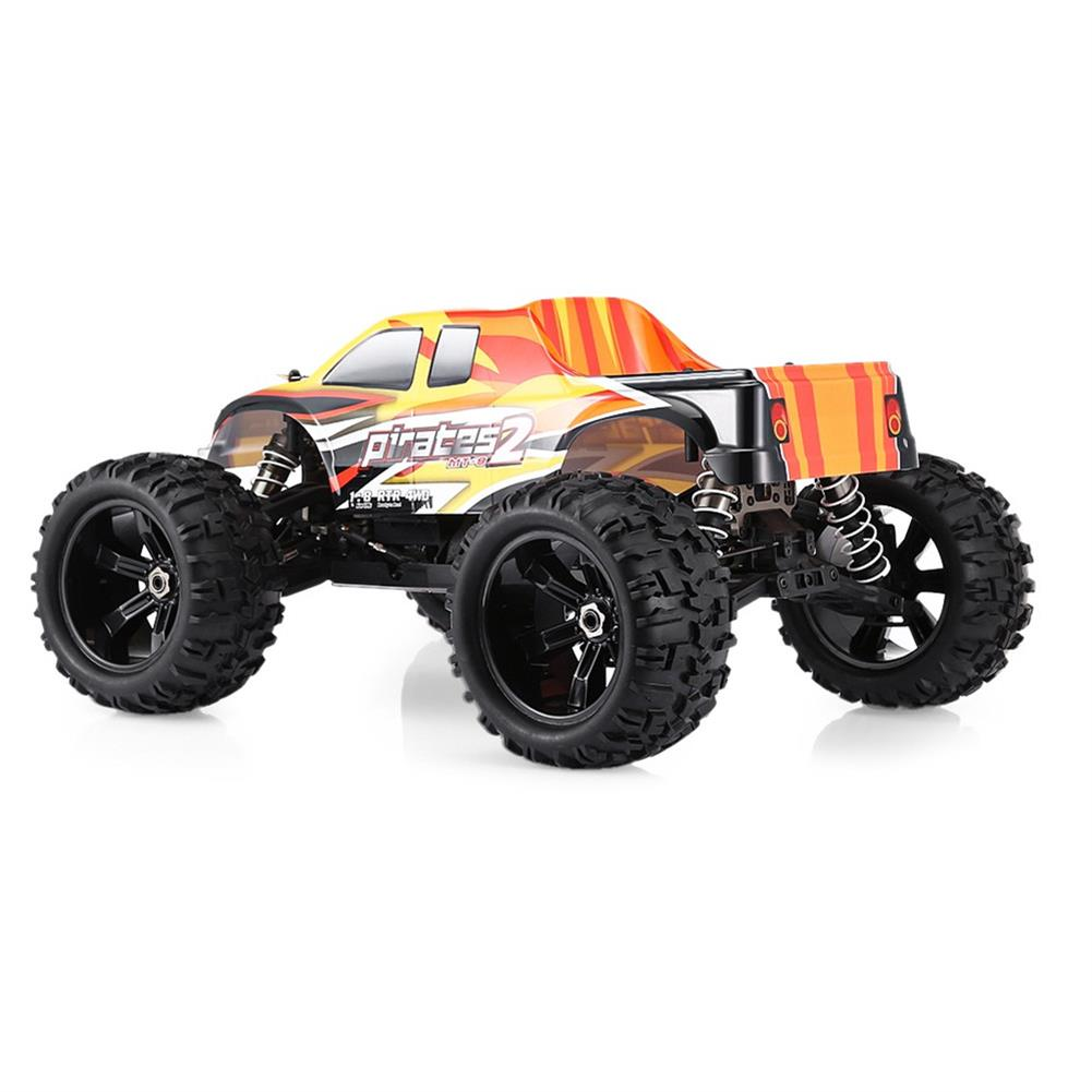 rc-cars ZD Racing 9116 1/8 2.4G 4WD 80A 3670 Brushless Rc Car Monster Off-road Truck RTR Toy RC1333357 3