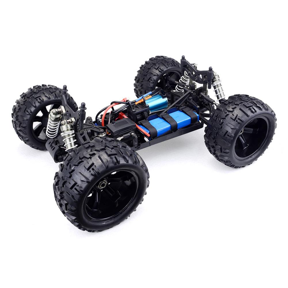 rc-cars ZD Racing 9116 1/8 2.4G 4WD 80A 3670 Brushless Rc Car Monster Off-road Truck RTR Toy RC1333357 6