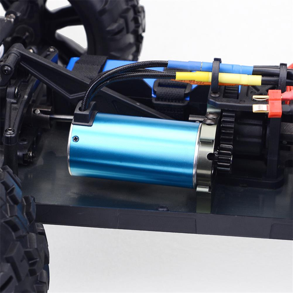 rc-cars ZD Racing 9116 1/8 2.4G 4WD 80A 3670 Brushless Rc Car Monster Off-road Truck RTR Toy RC1333357 7