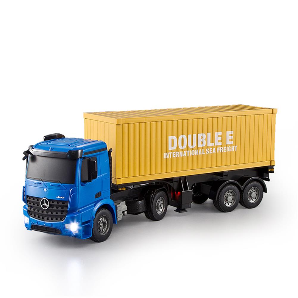 rc-cars Double E E564-003 2.4G 1/20 RC Car Crawler Container Truck With Head Light RC1334104