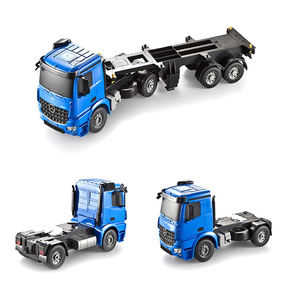rc-cars Double E E564-003 2.4G 1/20 RC Car Crawler Container Truck With Head Light RC1334104 2