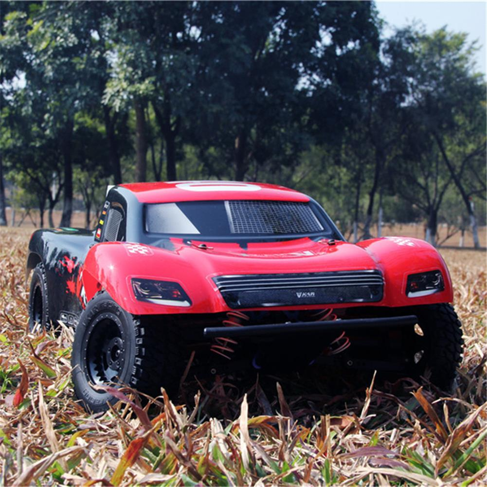 rc-cars Vkar 61101 SCT X 10 V2 1/10 2.4G 4WD 545*300*178mm Brushless Rc Car 80km/h Short Course Truck RTR RC1335461 4