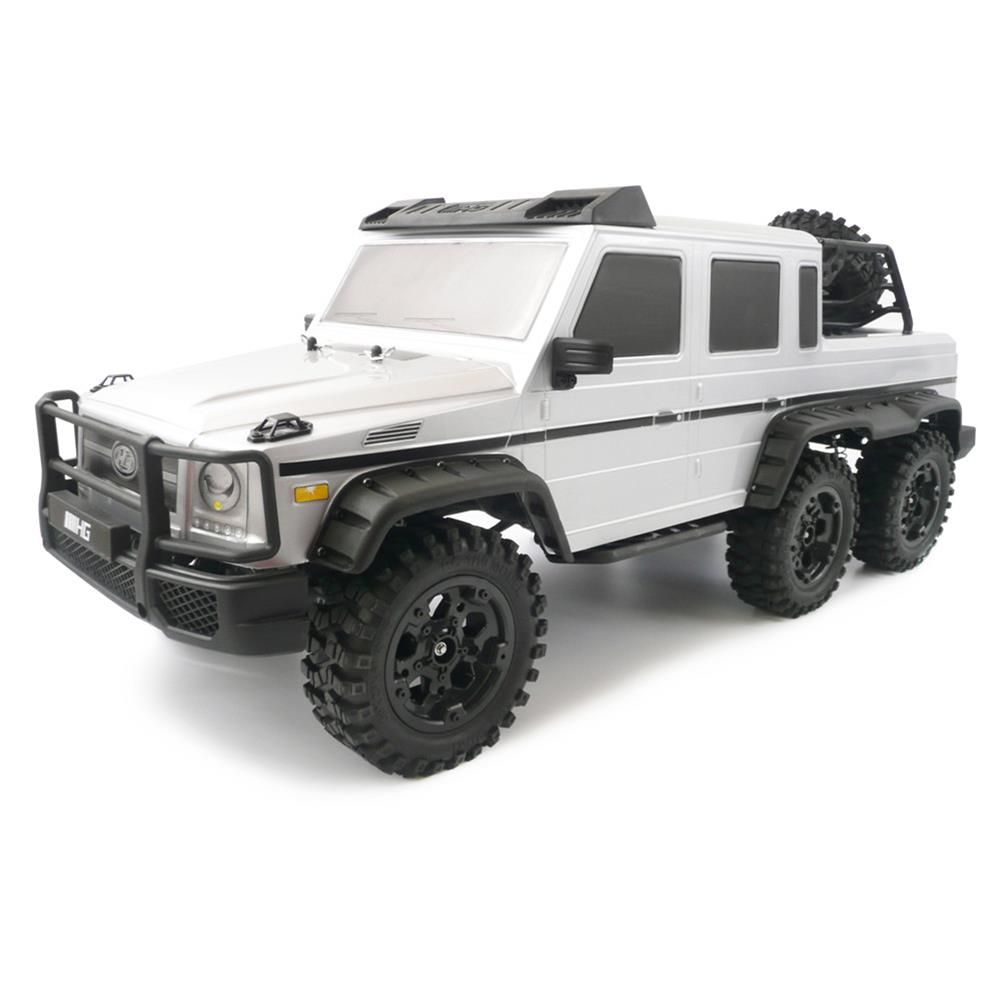 rc-cars HG P601 1/10 2.4G 6WD Rc Car Rock Crawler RTR 20km/h Metal Chassis RTR Toy RC1337312 1