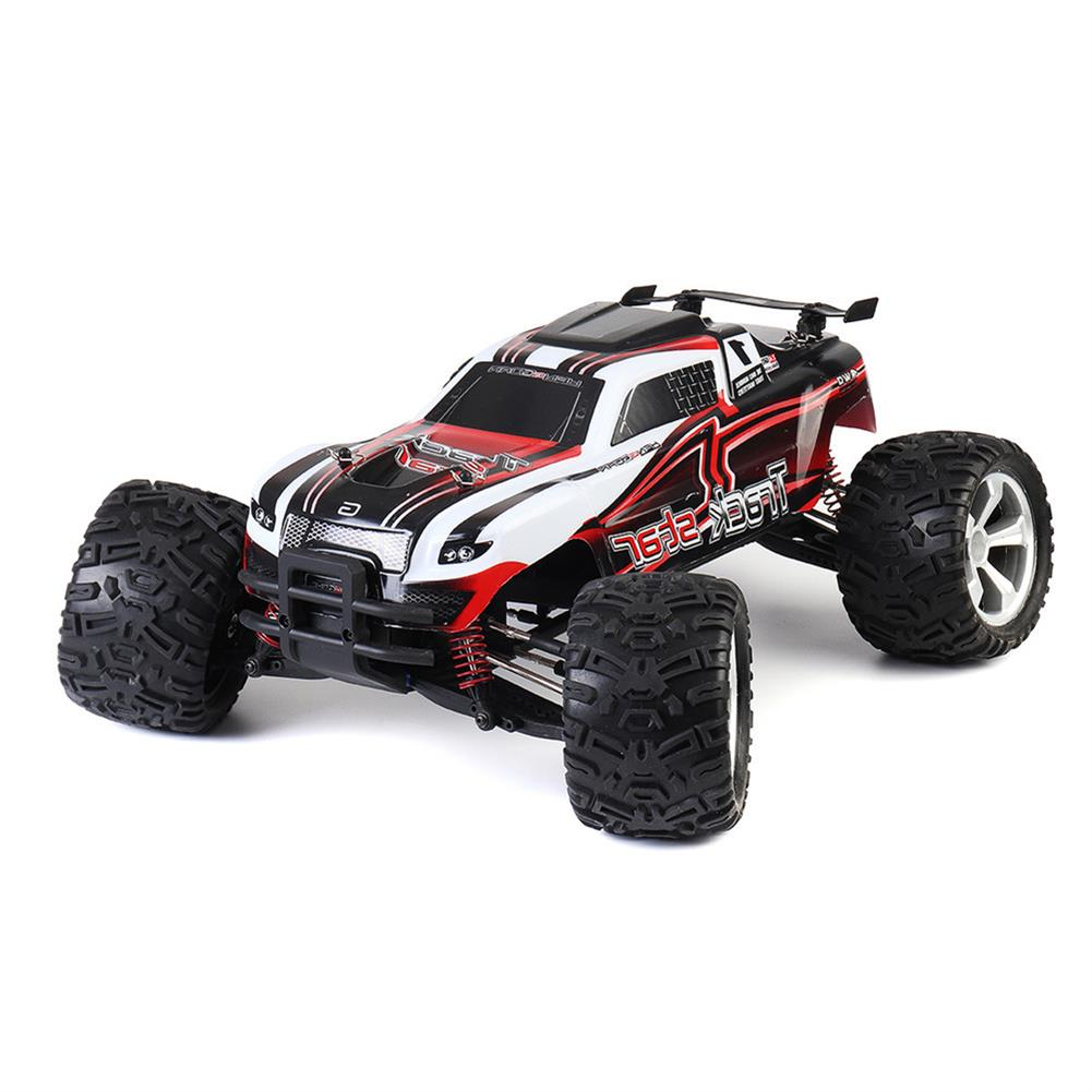 rc-cars HG P104 1/10 2.4G 4WD 25km/h Rc Car Knight 550 Brushed Big Foot Off-road Truck RTR Toy RC1337415