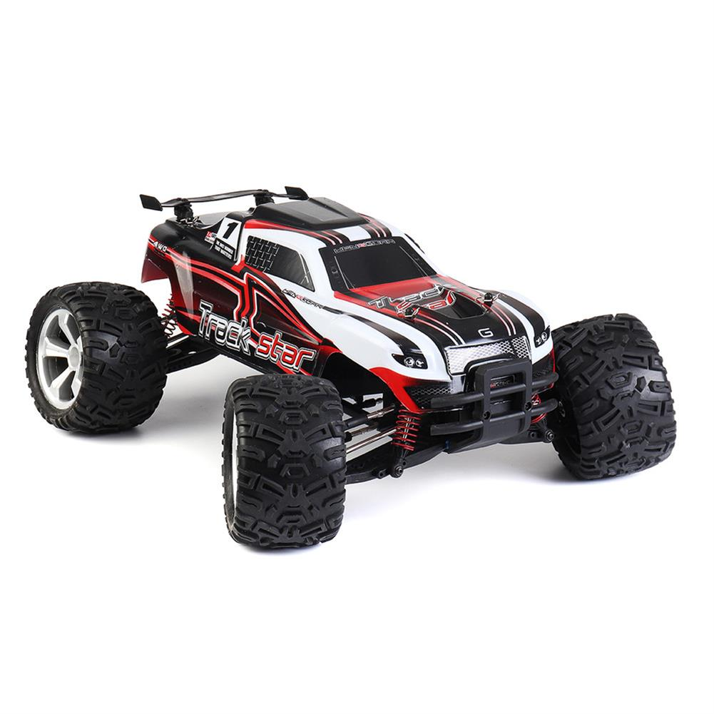 rc-cars HG P104 1/10 2.4G 4WD 25km/h Rc Car Knight 550 Brushed Big Foot Off-road Truck RTR Toy RC1337415 1