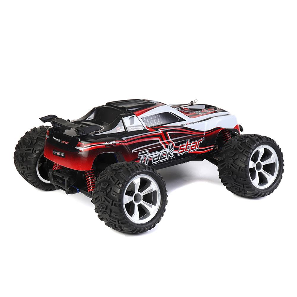 rc-cars HG P104 1/10 2.4G 4WD 25km/h Rc Car Knight 550 Brushed Big Foot Off-road Truck RTR Toy RC1337415 2