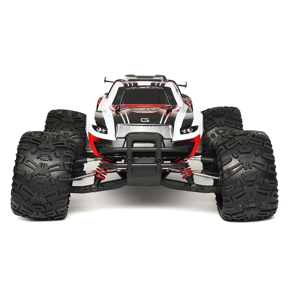 rc-cars HG P104 1/10 2.4G 4WD 25km/h Rc Car Knight 550 Brushed Big Foot Off-road Truck RTR Toy RC1337415 6