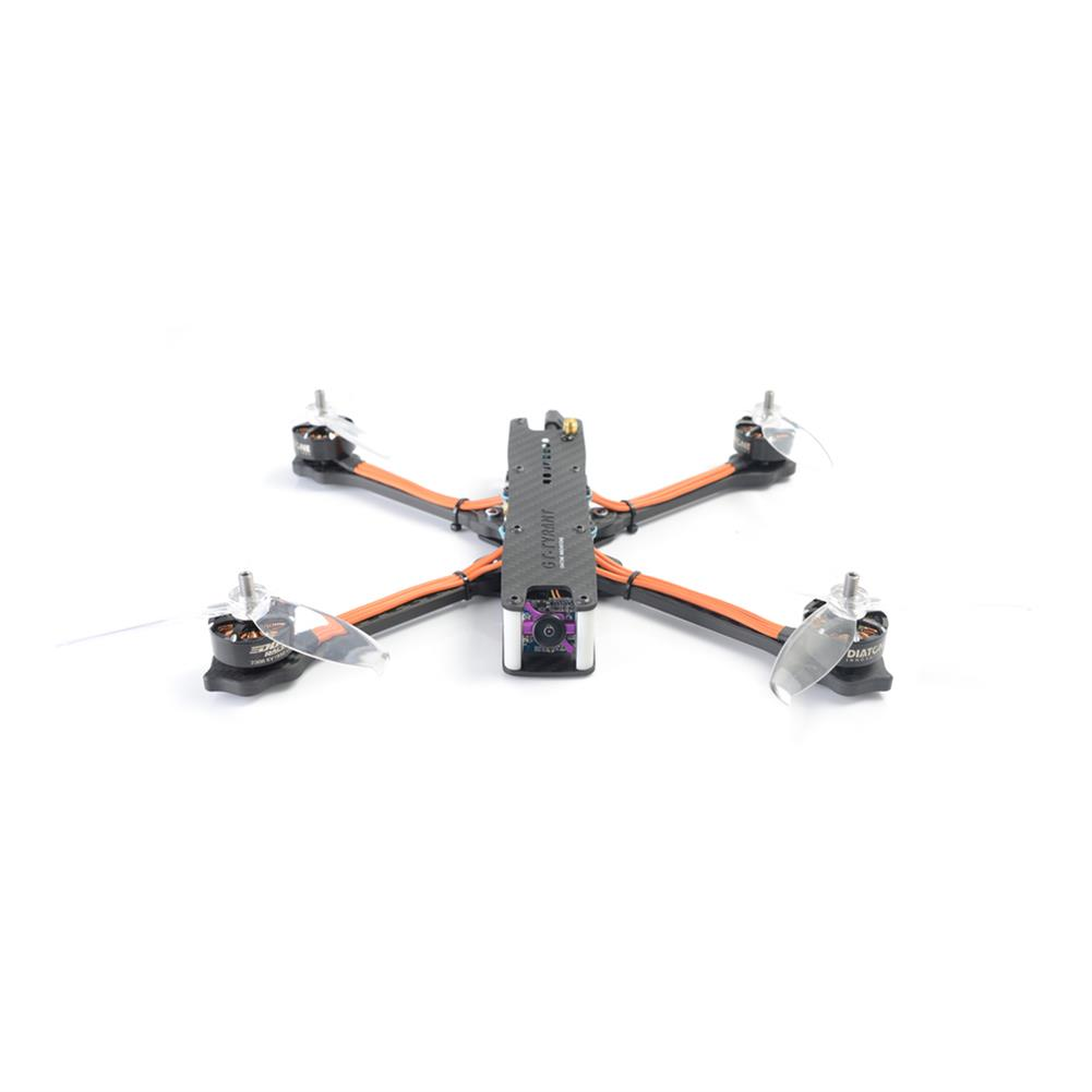 fpv-racing-drones Diatone 2018 GT-Tyrants 630 4S FPV Racing Drone PNP  F4 8K OSD TBS 800mW VTX 50A 3-6S ESC RC1337642 2