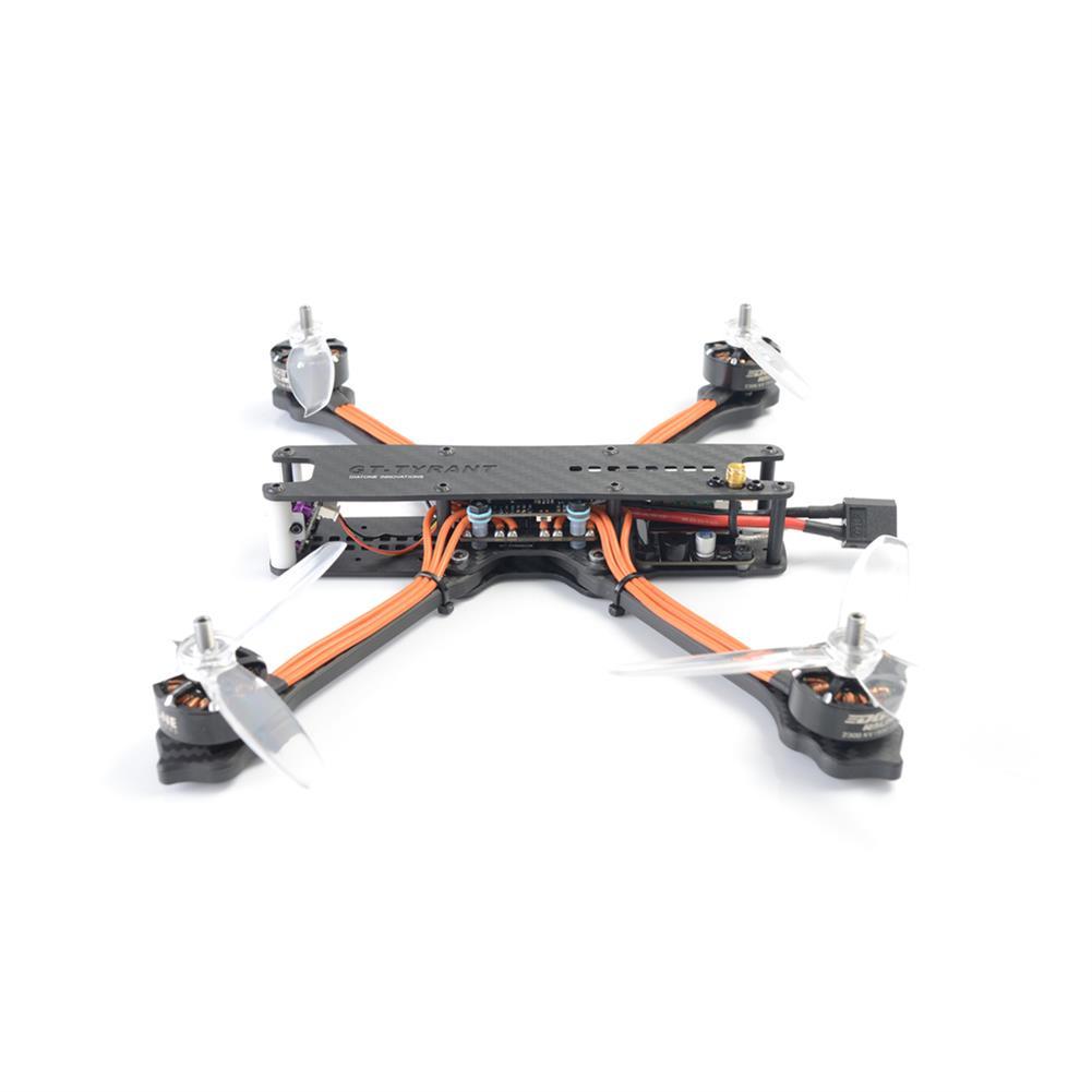 fpv-racing-drones Diatone 2018 GT-Tyrants 630 4S FPV Racing Drone PNP  F4 8K OSD TBS 800mW VTX 50A 3-6S ESC RC1337642 3