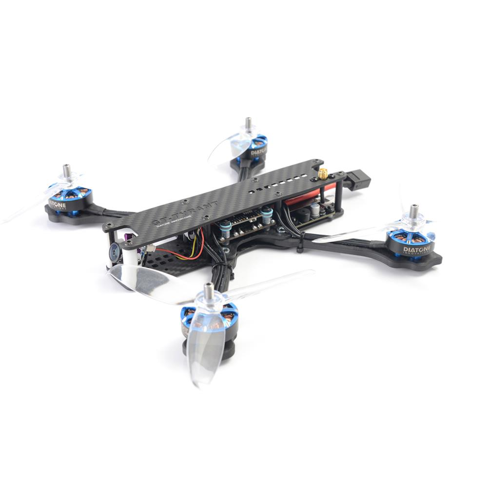 fpv-racing-drones Diatone 2018 GT-Tyrants 530 4S FPV Racing Drone PNP F4 8K OSD TBS 800mW VTX 50A 3-6S ESC RC1337648 1