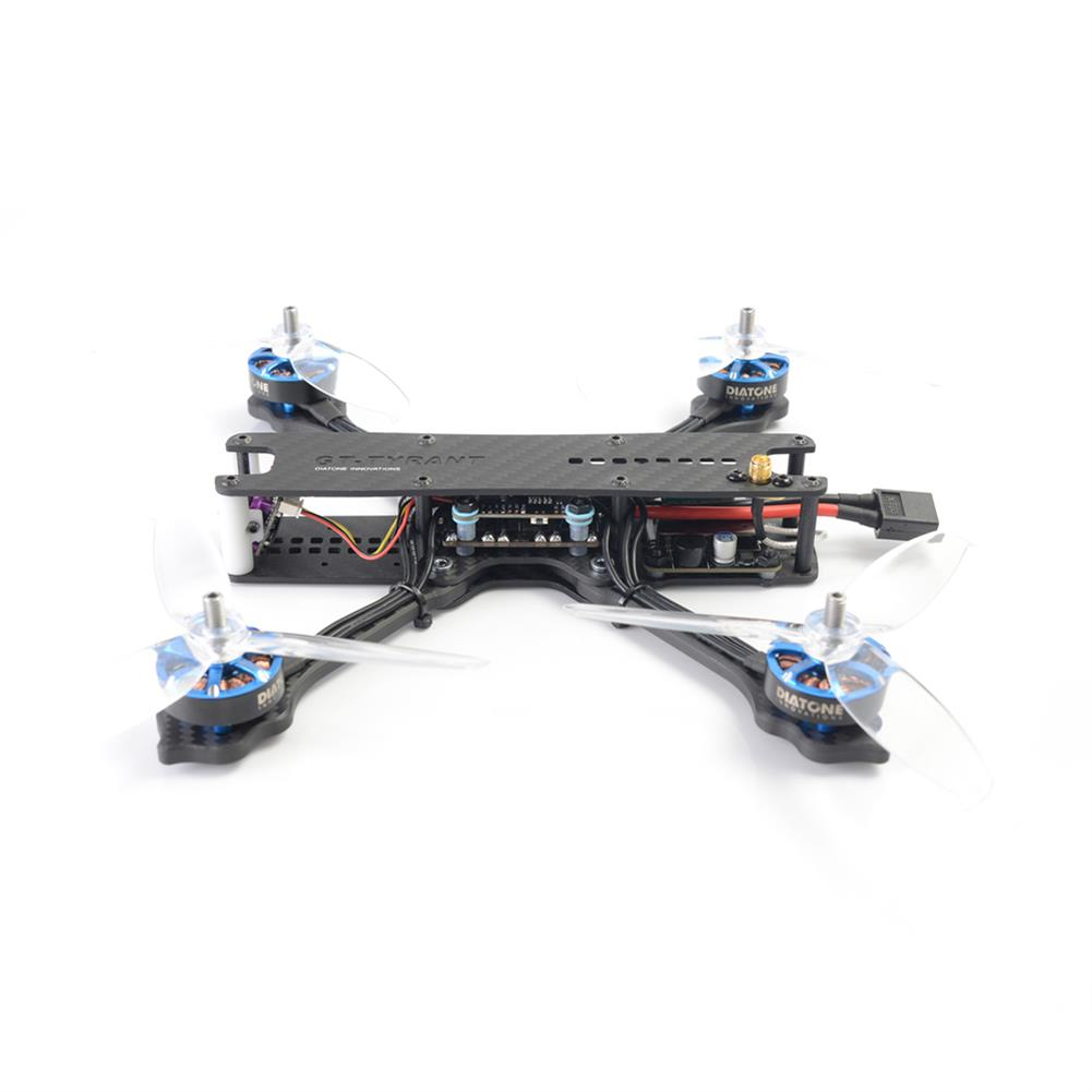 fpv-racing-drones Diatone 2018 GT-Tyrants 530 4S FPV Racing Drone PNP F4 8K OSD TBS 800mW VTX 50A 3-6S ESC RC1337648 3