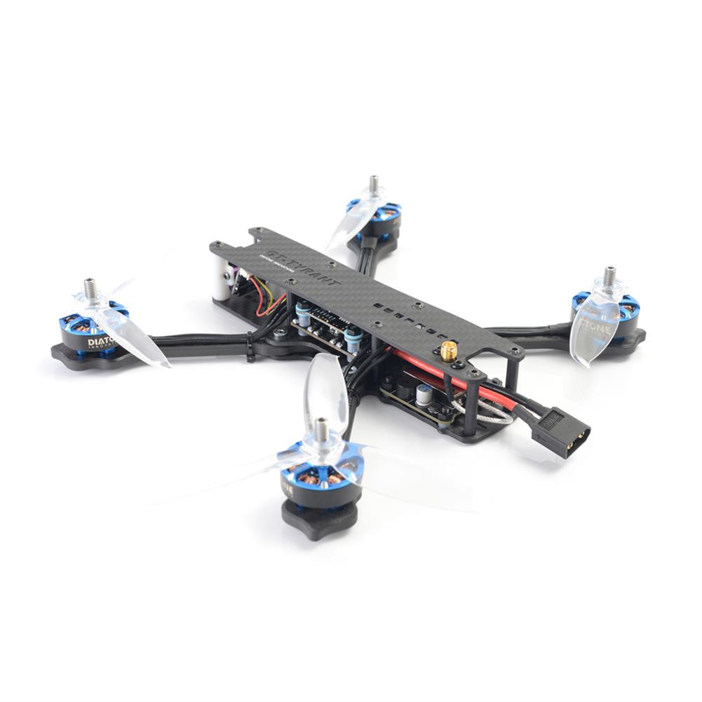 fpv-racing-drones Diatone 2018 GT-Tyrants 530 4S FPV Racing Drone PNP F4 8K OSD TBS 800mW VTX 50A 3-6S ESC RC1337648 5