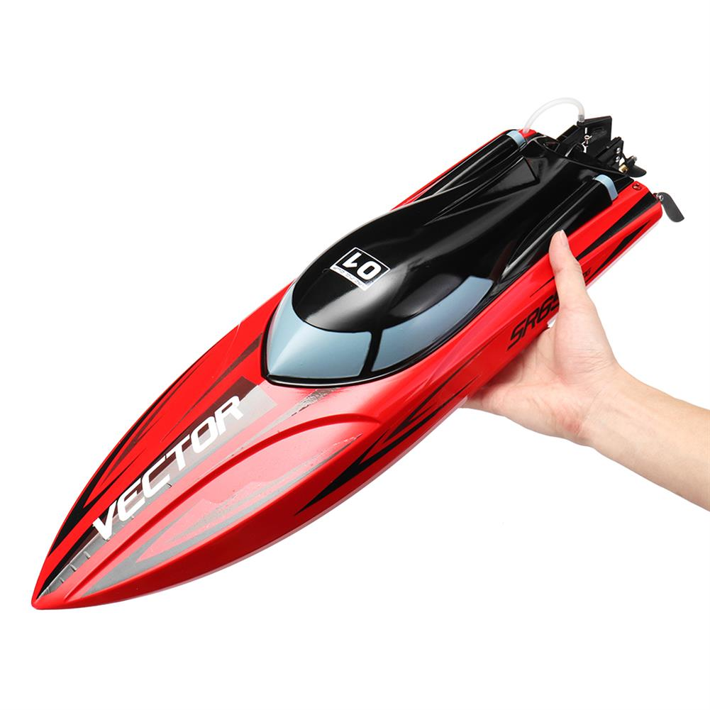 rc-boats Volantex 792-5 Vector SR65 65cm 55KM/h Brushless High Speed RC Boat With Water Cooling System RC1337828 2