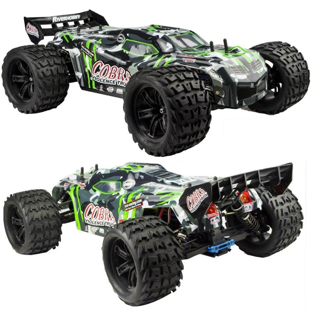 rc-cars VRX Racing RH817 COBRA EBD 485mm 1/8 2.4G 4WD Brushless Rc Car Off-road Monster Truck RTR Toy RC1341265 3