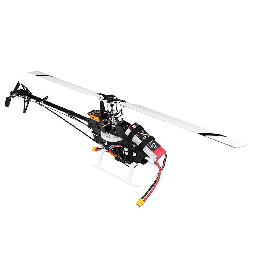rc-helicopters JCZK 450 DFC 6CH 3D Flying Flybarless RC Helicopter RTF RC1347397 5