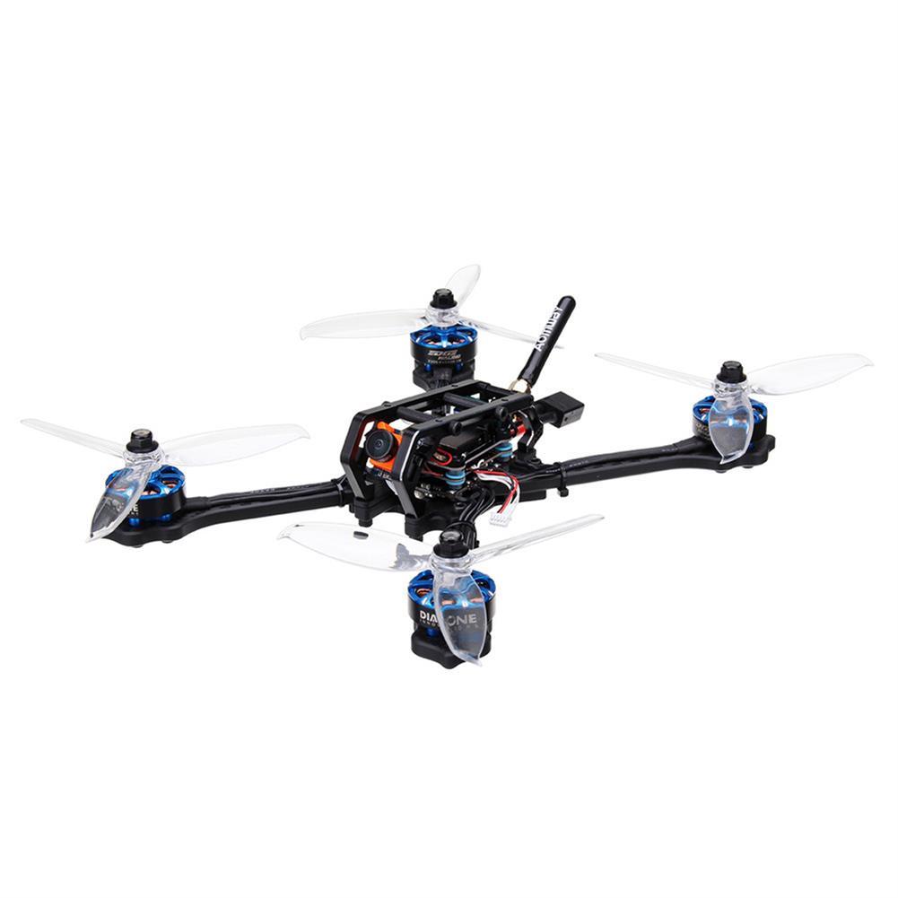 fpv-racing-drones Diatone 2018 GT-M530 Stretch X 4S 230mm F4 OSD FPV Racer PNP w/ TBS 800mW VTX Runcam Micro Swift RC1349129 1