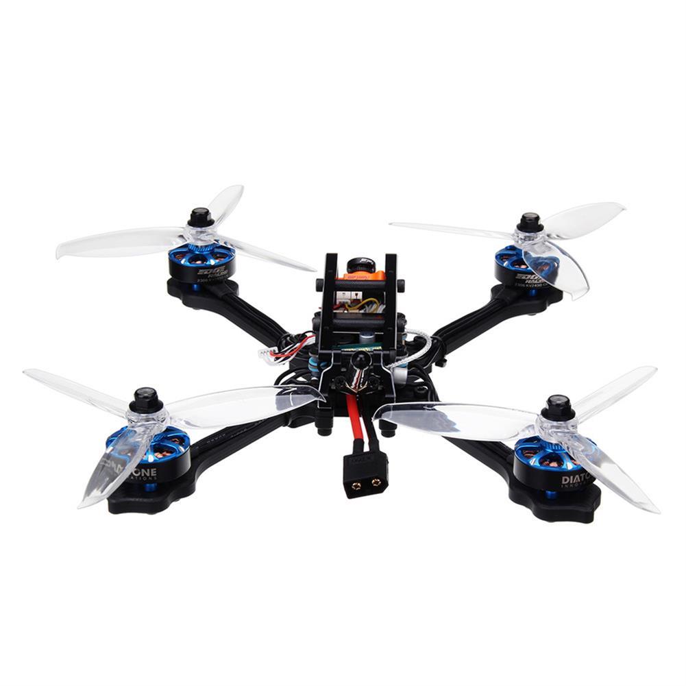 fpv-racing-drones Diatone 2018 GT-M530 Stretch X 4S 230mm F4 OSD FPV Racer PNP w/ TBS 800mW VTX Runcam Micro Swift RC1349129 6