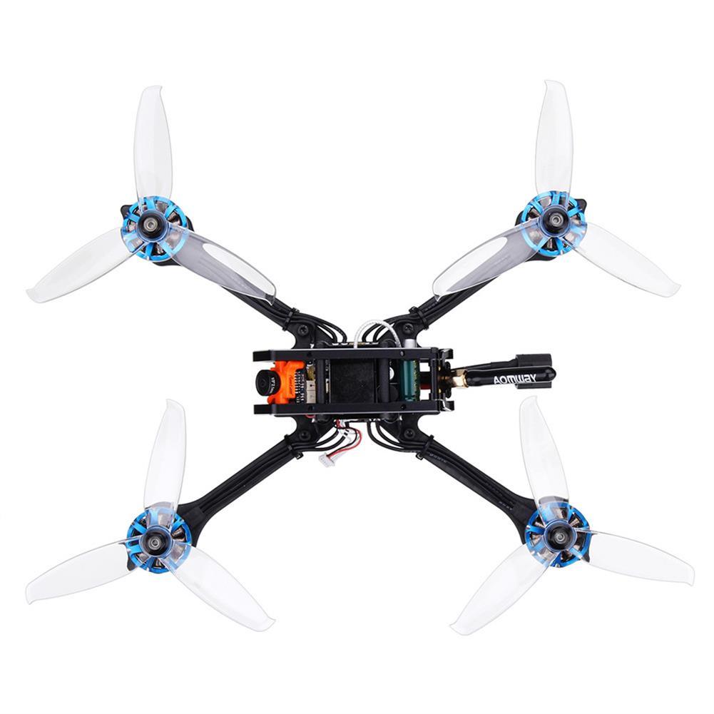 fpv-racing-drones Diatone 2018 GT-M530 Stretch X 4S 230mm F4 OSD FPV Racer PNP w/ TBS 800mW VTX Runcam Micro Swift RC1349129 8