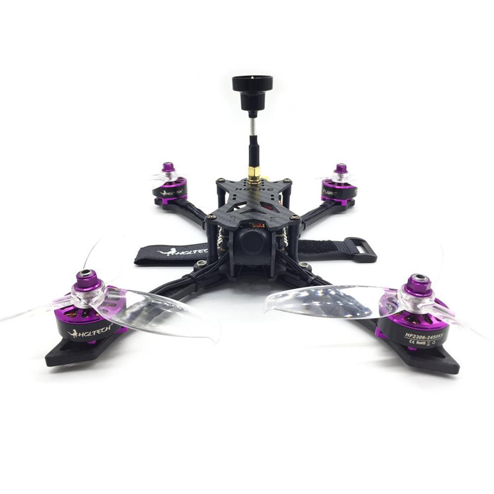 fpv-racing-drones HGLRC Batman220 220mm Airbus F4 OSD FPV Racing Drone w/ 60A BL_32 ESC Frsky XM+ RX BNF RC1349907