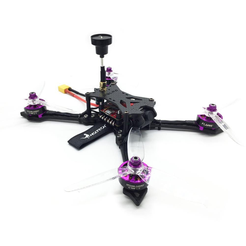 fpv-racing-drones HGLRC Batman220 220mm Airbus F4 OSD FPV Racing Drone w/ 60A BL_32 ESC Frsky XM+ RX BNF RC1349907 1