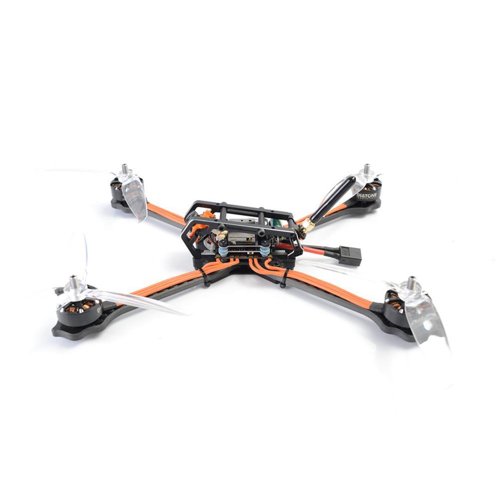 fpv-racing-drones Diatone 2018 GT-M630 Stretch X 6inch RC FPV Racing Drone PNP Mamba F405 40A 3-6S ESC TBS 800mW VTX RC1349923 6