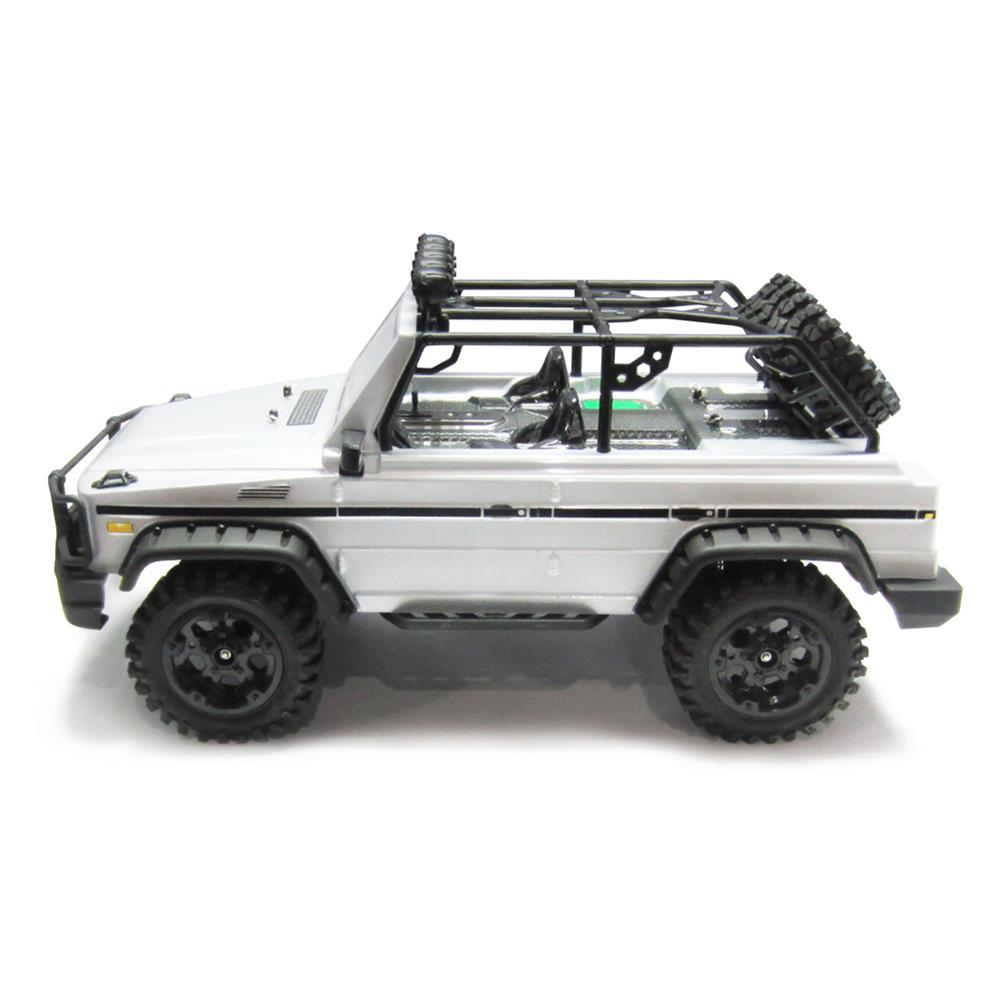 rc-cars HG P402 1/10 2.4G 4WD Rc Car 540 Brushed Rock Crawler Metal 4X4 Pickup Truck RTR Toy RC1352044 1