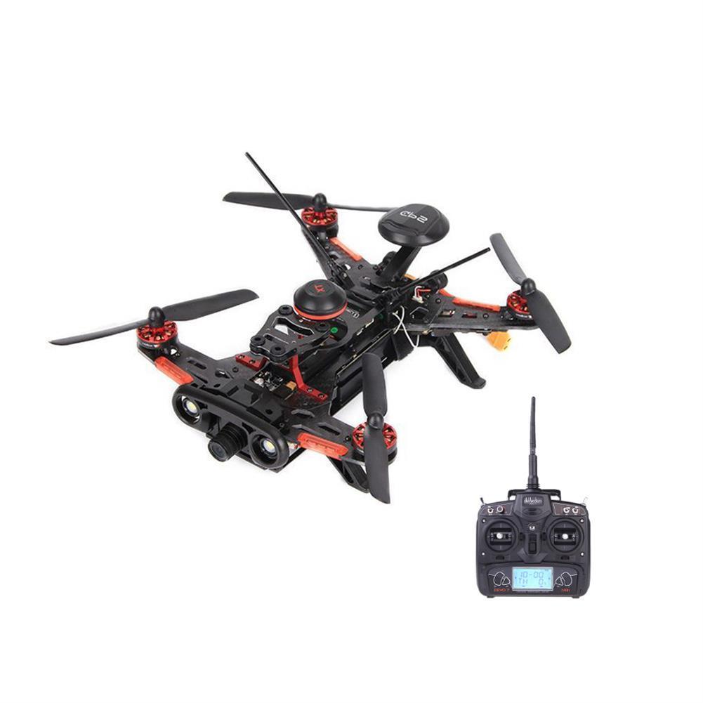 fpv-racing-drones Walkera Runner 250(R) 5.8G GPS FPV Racing Drone RTF Mode2 DEVO7 Transmitter 800TVL Camera RC1360302