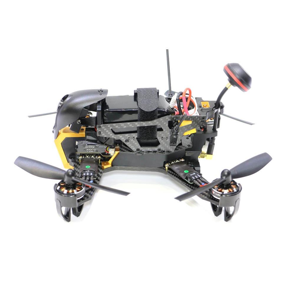 fpv-racing-drones Walkera F210 FPV Racing Drone RTF 5.8G F3 200mW 700TVL w/ DEVO 7 Radio Transmitter Mode 2 RC1360303 5