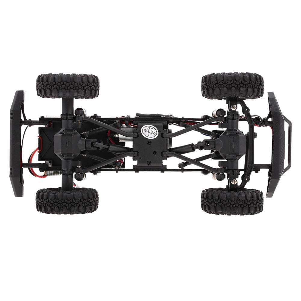 rc-cars 136240 1/24 2.4G RC Car 4WD 15KM/H Vehicle RC Rock Crawler Off-road Buggy RC Car Toys RC1364489 4
