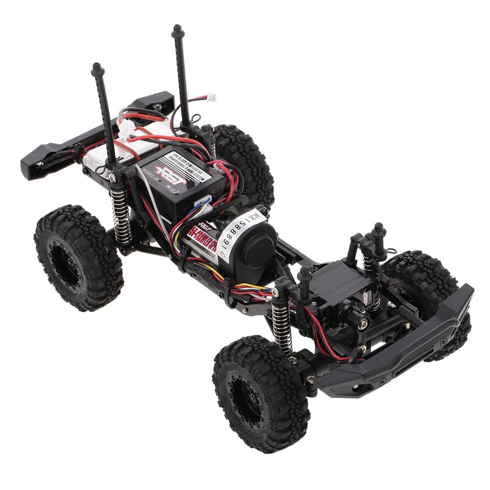 rc-cars 136240 1/24 2.4G RC Car 4WD 15KM/H Vehicle RC Rock Crawler Off-road Buggy RC Car Toys RC1364489 5
