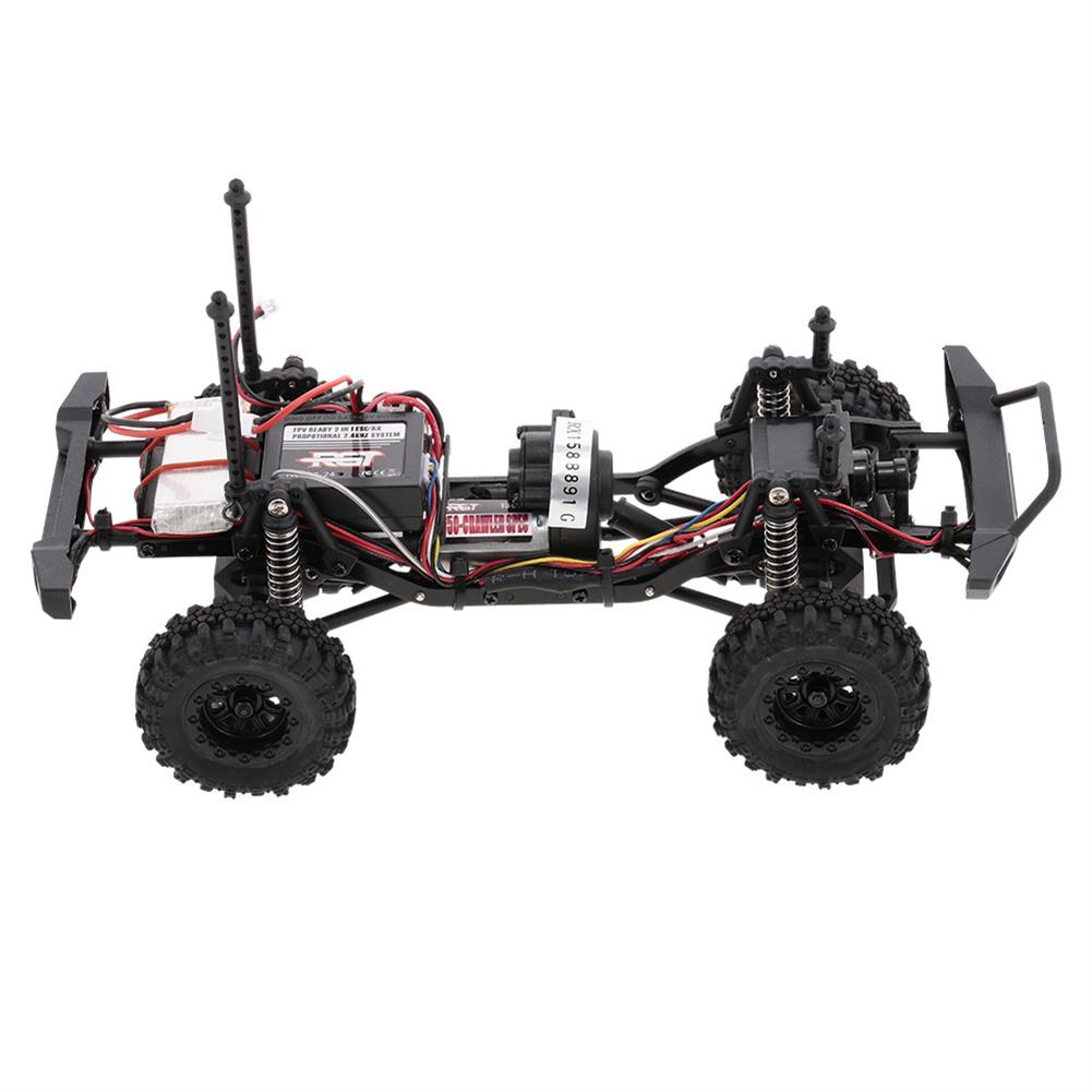 rc-cars 136240 1/24 2.4G RC Car 4WD 15KM/H Vehicle RC Rock Crawler Off-road Buggy RC Car Toys RC1364489 6
