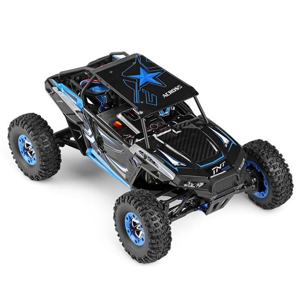 rc-cars WLtoys 12428-B 1/12 2.4G 4WD RC Car Electric 50KM/h High Speed Off-Road Truck Toys RC1365111 1