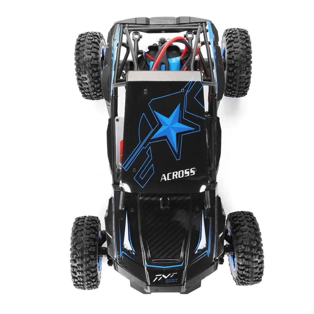 rc-cars WLtoys 12428-B 1/12 2.4G 4WD RC Car Electric 50KM/h High Speed Off-Road Truck Toys RC1365111 3