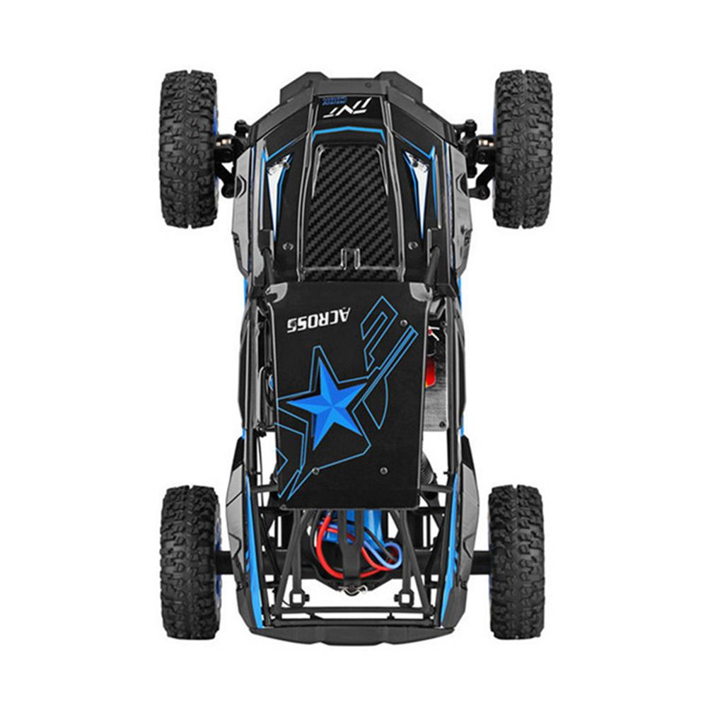 rc-cars WLtoys 12428-B 1/12 2.4G 4WD RC Car Electric 50KM/h High Speed Off-Road Truck Toys RC1365111 7