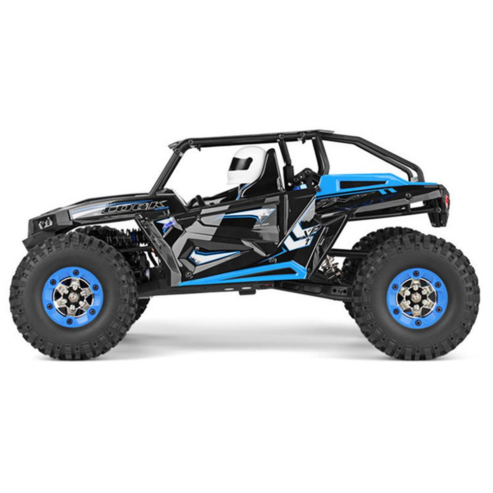 rc-cars WLtoys 12428-B 1/12 2.4G 4WD RC Car Electric 50KM/h High Speed Off-Road Truck Toys RC1365111 8