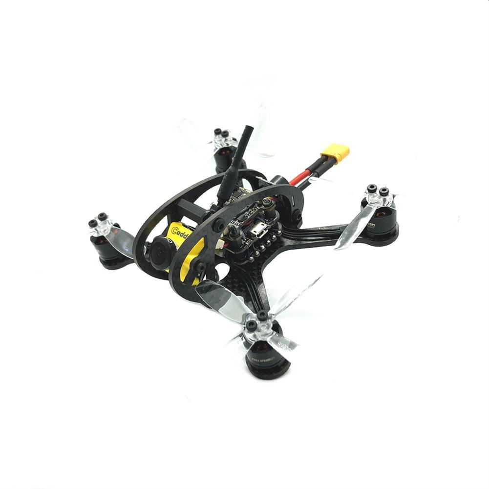 fpv-racing-drones FullSpeed Leader 2.5 120mm FPV Racing Drone PNP F3 OSD 28A BLHELI_S 2-4S 600mW Caddx Micro F2 RC1366575