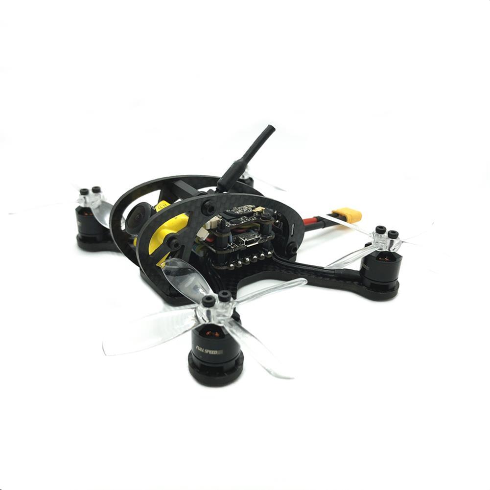 fpv-racing-drones FullSpeed Leader 2.5 120mm FPV Racing Drone PNP F3 OSD 28A BLHELI_S 2-4S 600mW Caddx Micro F2 RC1366575 1