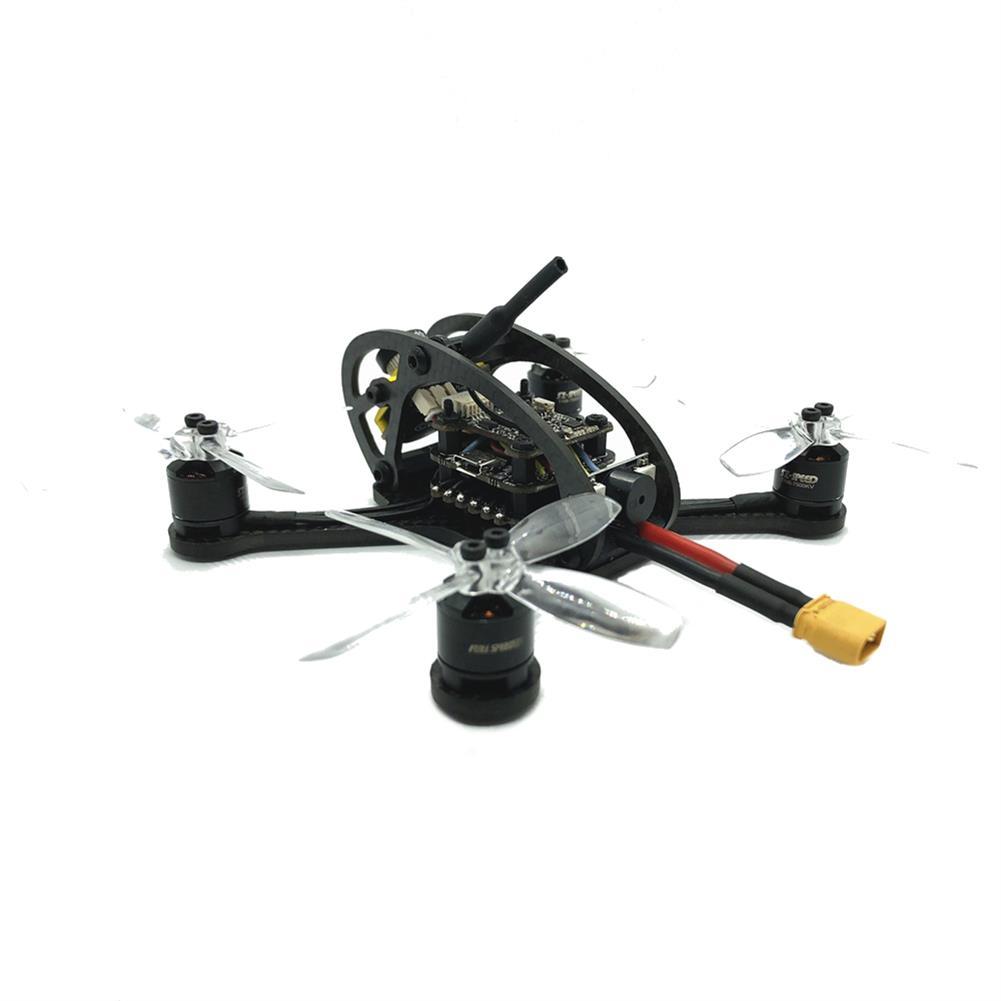 fpv-racing-drones FullSpeed Leader 2.5 120mm FPV Racing Drone PNP F3 OSD 28A BLHELI_S 2-4S 600mW Caddx Micro F2 RC1366575 3
